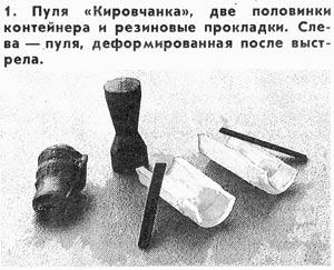 """Пуля """"Кировчанка"""""""